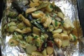 学做烤鱼在哪里学 烤鱼的做法 家常烤鲫鱼的做法