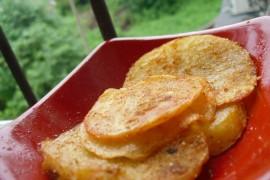 烧烤土豆片的做法_家常烧烤土豆片的做法【图】