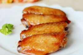 【叉烧烤翅】孩子们无法抗拒的一款超简易的烤翅