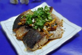 家庭版烤鱼的做法