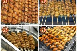 【烤面筋培训班】烤面筋哪里学-学烤面筋-烤面筋酱料配方