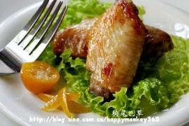 蜜汁烤翅 蜜汁烤翅怎么做好吃
