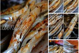 香烤马步鱼的做法_香烤马步鱼怎么做[灯芯绒]