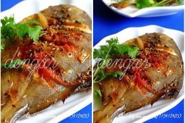 香辣烤镜鱼的做法_香辣烤镜鱼怎么做[灯芯绒]