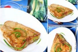 无油烟香嫩烤鱼的做法_无油烟香嫩烤鱼怎么做【tony美食小屋】