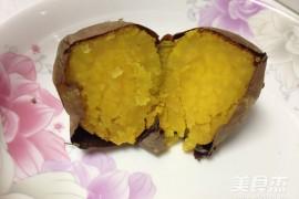 烤箱烤红薯的做法_家常烤箱烤红薯的做法【图】