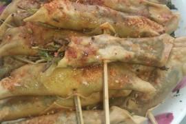 烤菜卷的做法_家常烤菜卷的做法【图】