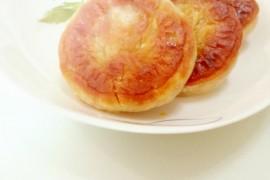 南瓜烤饼的做法_家常南瓜烤饼的做法