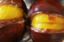 临安学烧烤:烤板栗的做法_家常烤板栗的做法