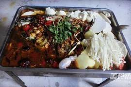 杭州那里有学做烧烤和烤鱼的 烤鱼的做法