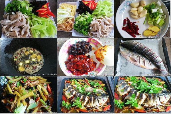 家常烤草鱼的做法_家常烤草鱼怎么做【小六】