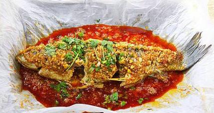 纸包鱼的纸是什么纸,杭州学做纸包鱼哪个地方有学