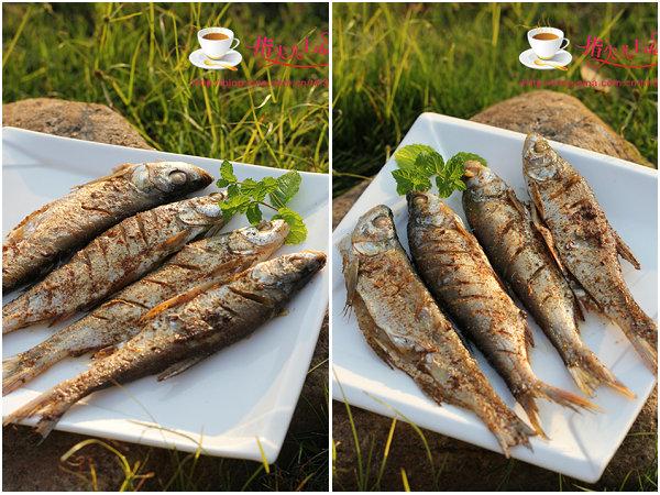 香辣孜然烤鱼的做法