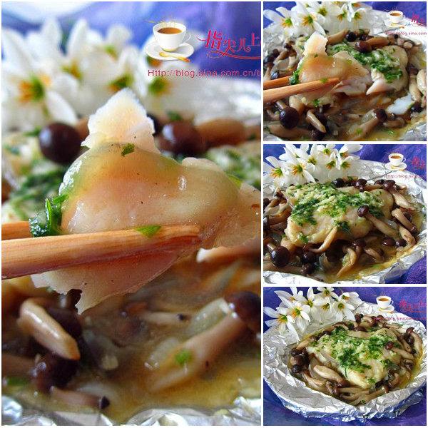 香烤胧俐鱼柳的做法