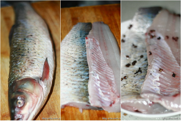 鲜嫩美味的烤鱼